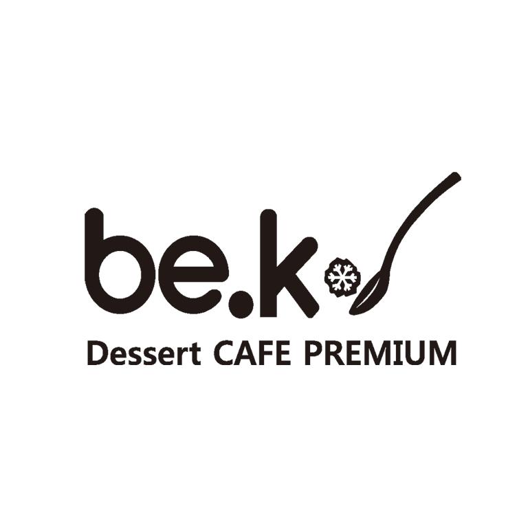 premium dessert cafe, be.k cafe
