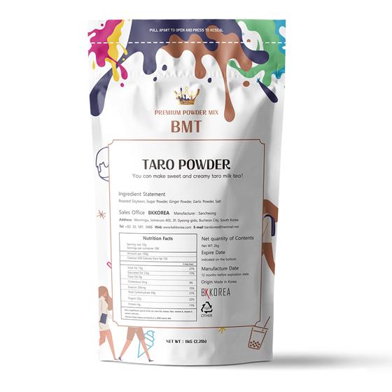 Taro Flavored Premix